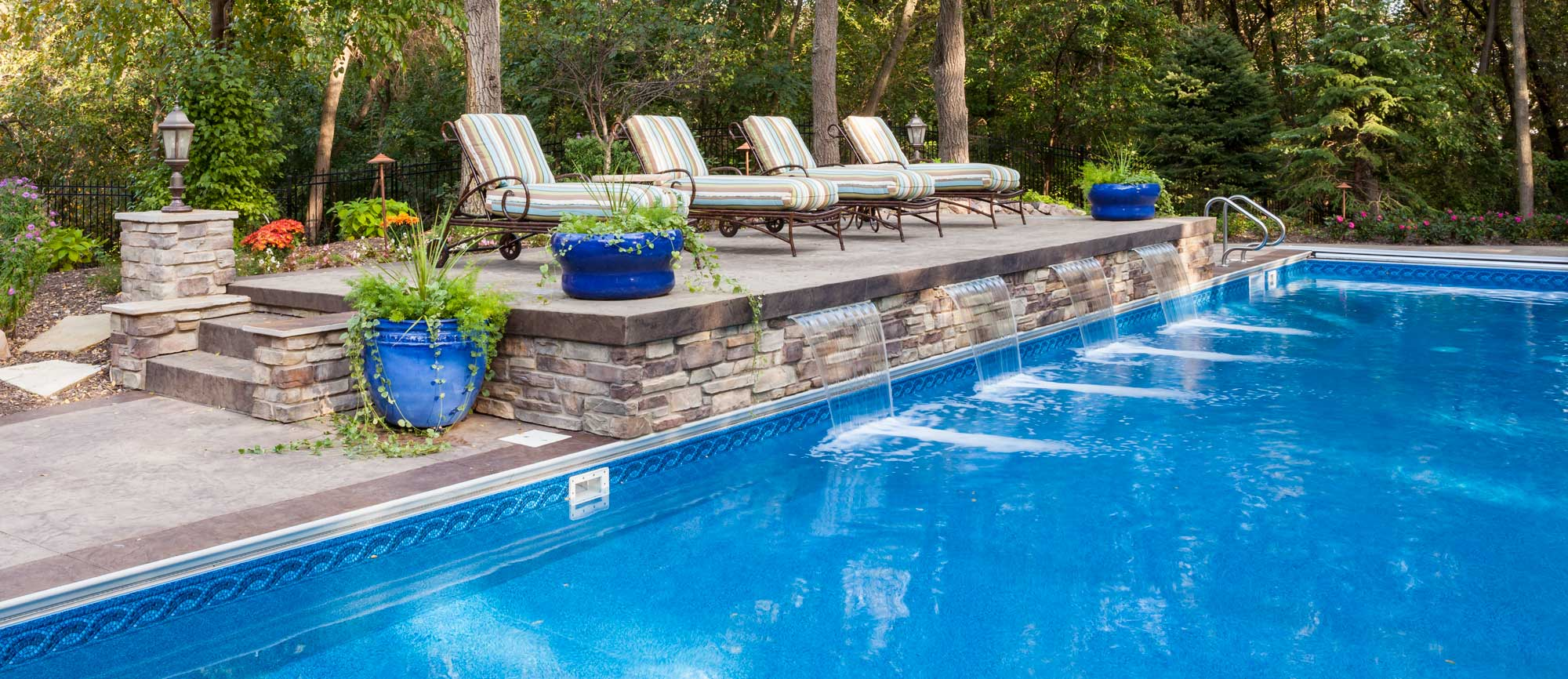 Expert Custom Pool and Spa Designers Fairfield County CT