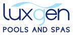 Luxgen Pools and Spas LLC Logo