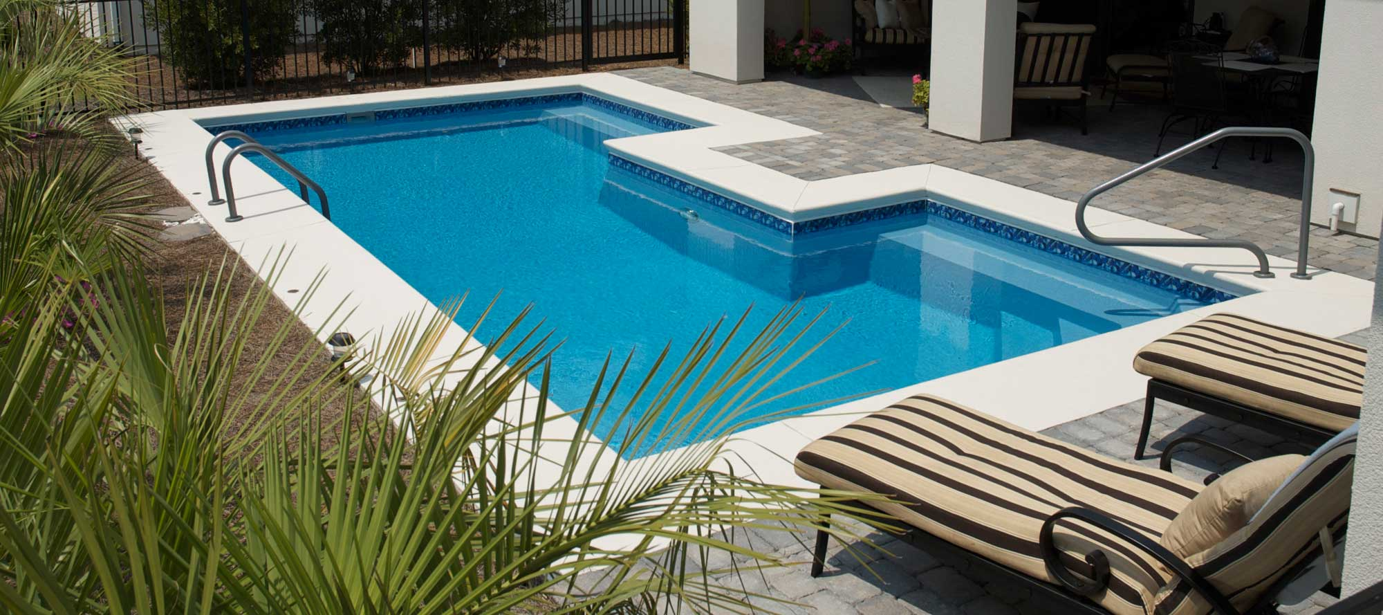 Best Custom Inground Swimming Pool Company Fairfield County CT