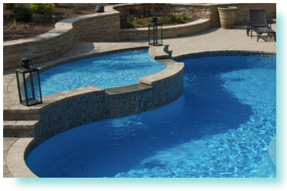 Best custom inground swimming pools and spas fairfield county ct for Easton swimming pool timetable